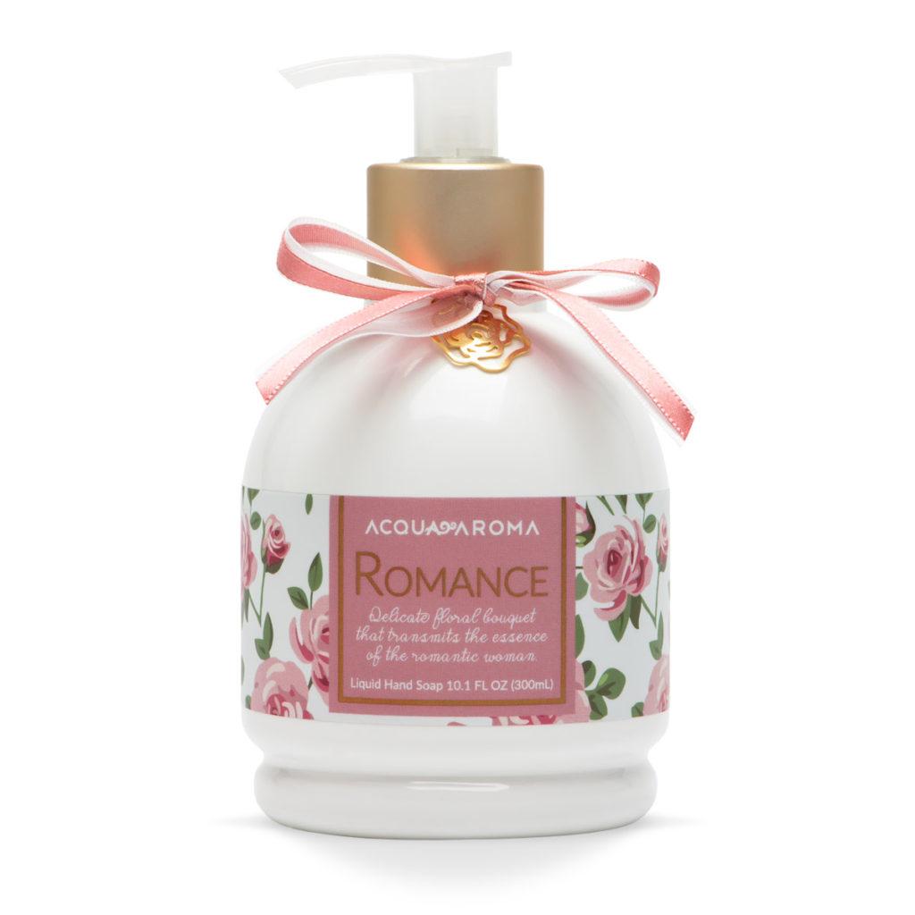 romance liquid hand soap