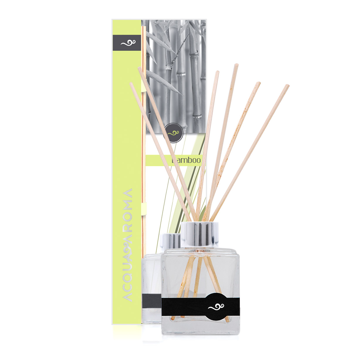 Product Reed Diffuser ~ Bamboo reed diffuser fl oz ml