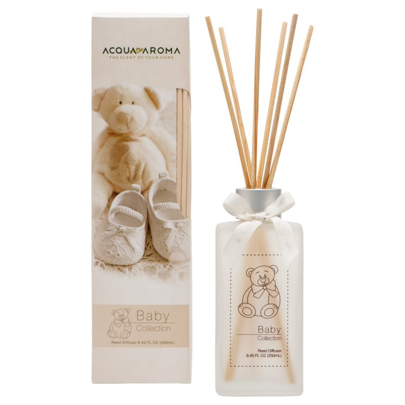 baby collection baby reed diffuser