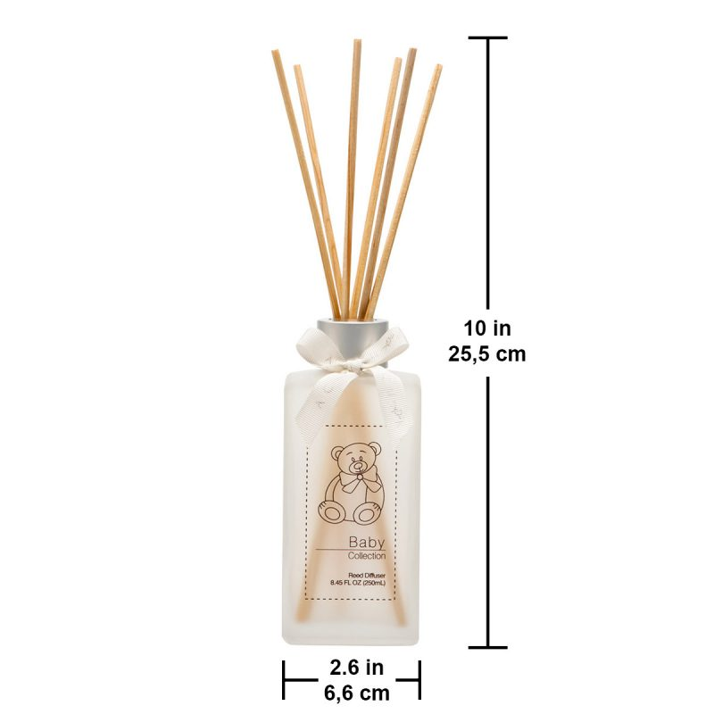 baby collection baby reed diffuser size