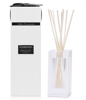 crystal reed diffuser gift set